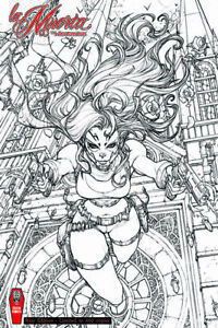 Lady-Death-La-Muerta-1-Ascension-034-RAW-034-Ltd-Ed-400-Comic-Book