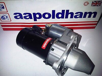 FORD ESCORT MK2 RS2000 2.0 OHC PINTO UPRATED NEW STARTER MOTOR
