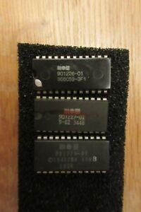 Initiative Commodore 64-rom Chips Pour Tous Planches-testé-gratuit Uk P&p-afficher Le Titre D'origine