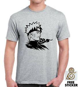 Naruto Original Ninja Boruto Naruto Anime Manga Retro Vintage Men Women Unisex Long Sleeve T-Shirt