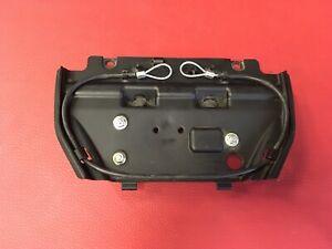 D29 Ducati Streetfighter 1098 S 848  Heck Verkleidung Batteriedeckel