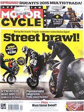 Australian Motorcycle News Vol 64 No 9 30 October - 13 November 2014