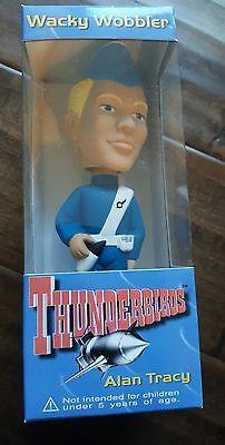 1999 Funko Wacky Wobblers Thunderbirds Alan Tracy Wackelkopf Nodder