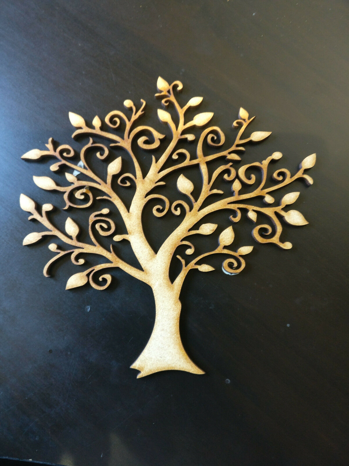Family Family Family Tree Maker MDF Laser Cut wooden craft Blanc Mariage f78dbd