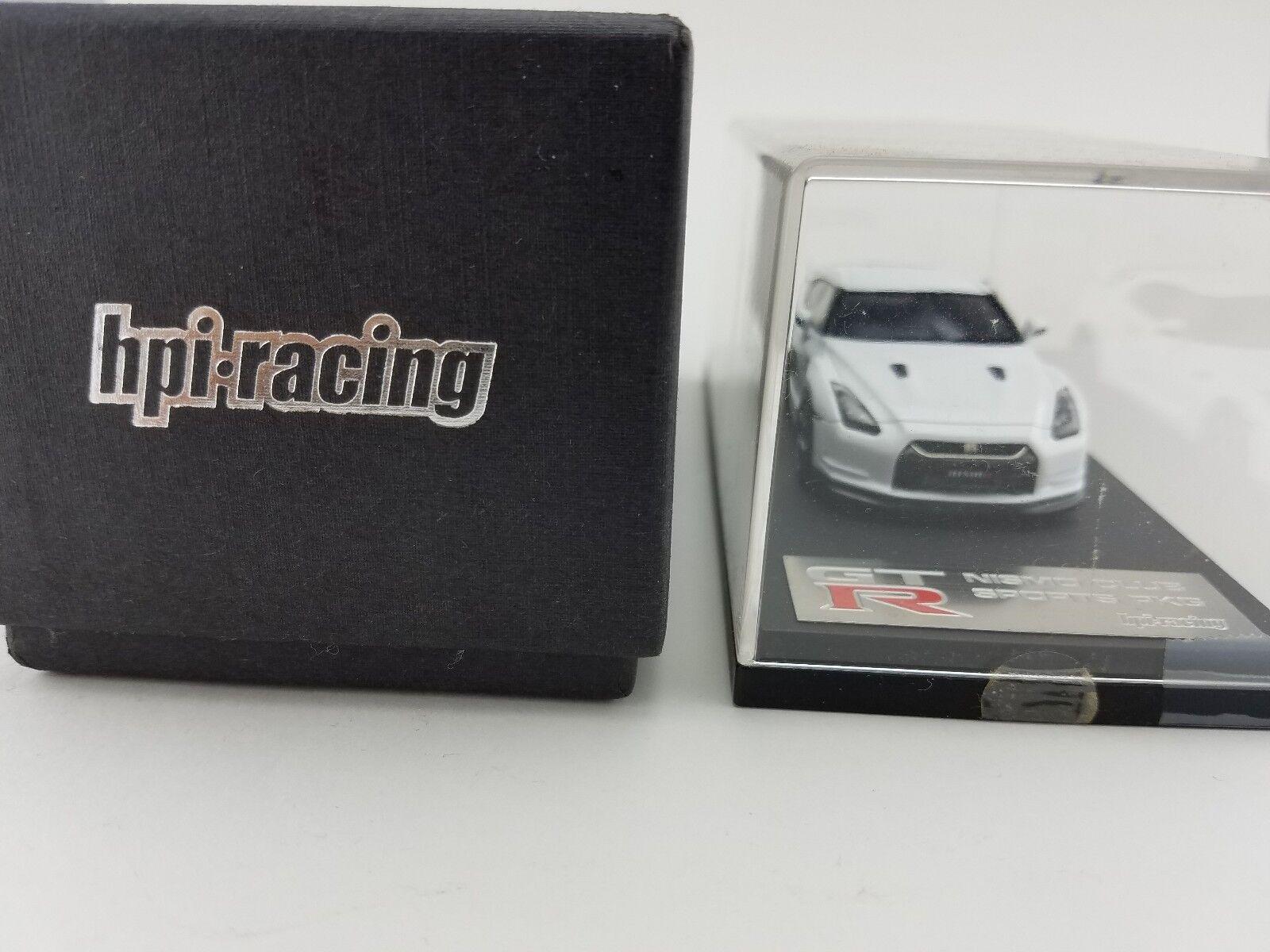 1 43 HPI Nissan GTR NISMO NISMO NISMO RARE BBR MR AMR Le Phoenix Yow Modellini 4c8a9d