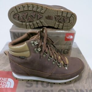 130-North-Face-Men-039-s-Back-to-Berkeley-Redux-Leather-Size-10-Brown-NEW