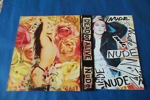 DEAD-OR-ALIVE-034-NUDE-034-LP-VINYL-1989-CBS-UK-NEW-UNSEALED
