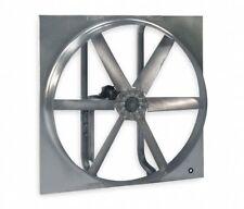 New Dayton Exhaust Supply Fan 1wdn2 36 Belt Drive Reversible Less Drive Package