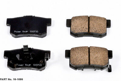 BRAND NEW POWERSTOP REAR BRAKE PADS 16-1377 D1377 FITS VEHICLES ON CHART