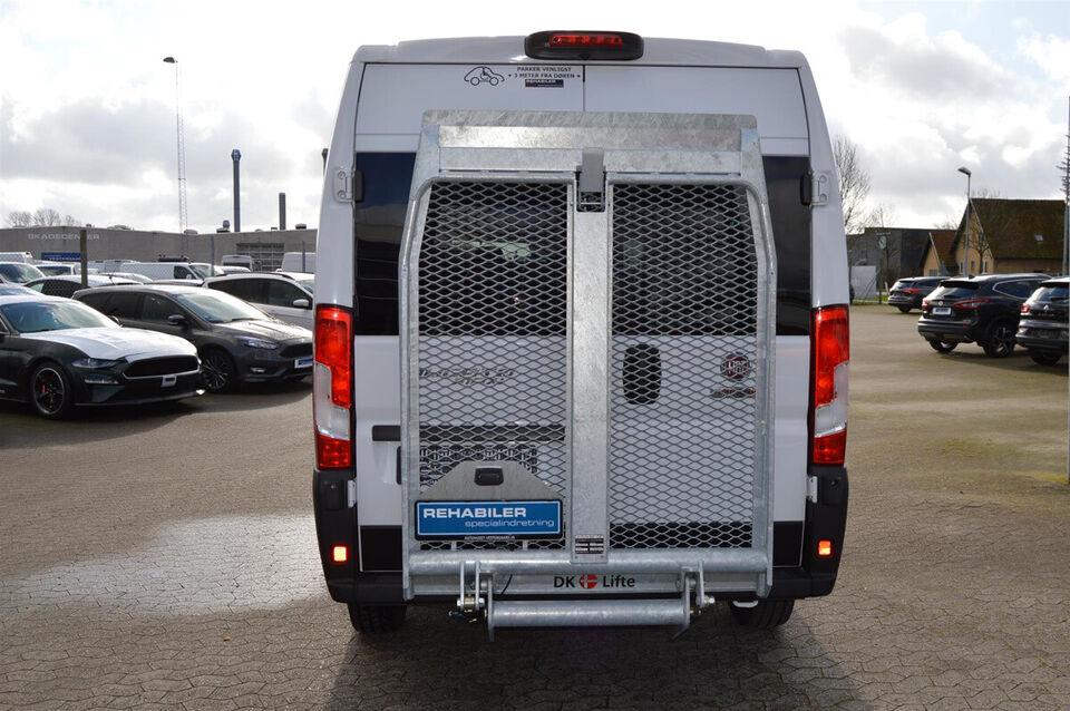 Fiat Ducato 35 Maxi 2,3 MJT 140 Base Minibus L3H2 d, Diesel,