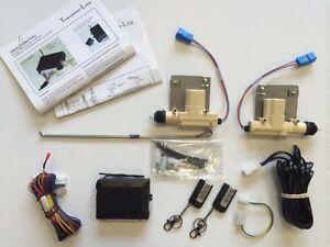 For-VW-T4-Designer-Central-Locking-Kit-2-Front-Doors-amp-Keyless-Entry-Brand-New