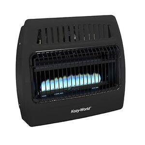 Kozy World Natural Gas Wall Heater