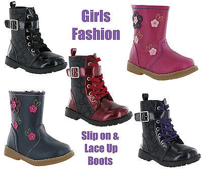 Mode Winter Knöchel Designer Mädchen Kinder Stiefel von Chatterbox Größe 4-10