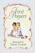 Life Favors: First Prayers by Tasha Tudor (1998, Hardcover)