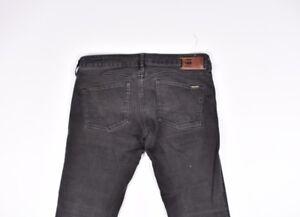 Jeans Taille Droit Femme 30 G 32 3301 star xwqIxZz
