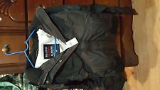 NWT Hollister by AF Womens Hollister All-Weather Bomber Jacket Black - Size M