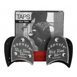 Capezio Teletone Toe Taps Size 1 New In Box Tap Dance Replacement Toe Taps