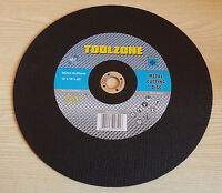 """300mm 12"""" Metal Cut Off Angle Grinder Discs Blades Inch Cutting Steel 20mm Bore"""