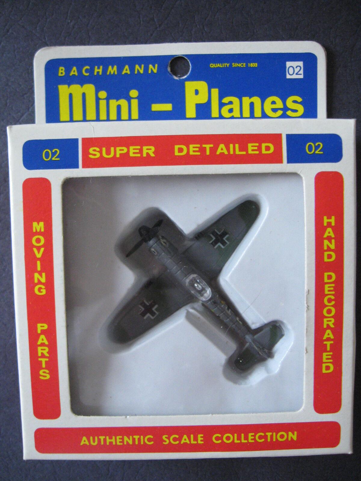 Bachmann Mini-Planes Messerschmitt ME109 MINT