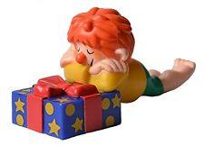 alte Mc Donalds Happy Meal Pumuckl-Figur mit Geschenk 1998 Junior Tüte Sammler