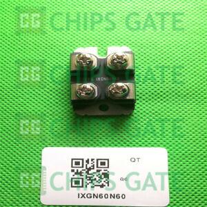 1PCS-IXGN60N60-Encapsulation-MODULE-Ultra-Low-VCE-sat-IGBT