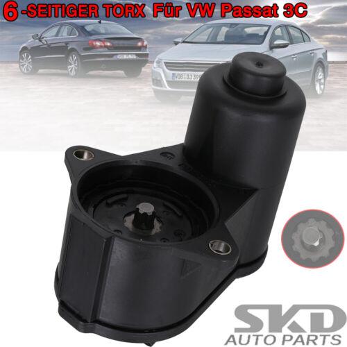 6-SEITIGER TORX Stellmotor Handbremse Bremssattel Für AUDI Q3 VW PASSAT 3C CC