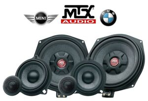 MTX-TX6-BMW-e-MINI-KIT-3-VIE-SUBWOOFER-MIDWOOFER-10cm-TWEETER-CROSSOVER-450W-rms