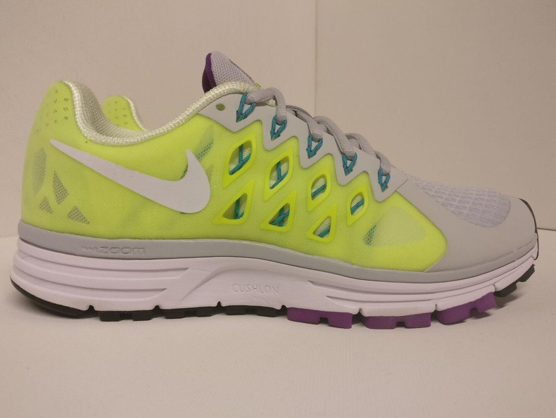 Nike Da Donna Zoom Vomero 9 Platino Puro Bianco Volt 642196007 | Ad un prezzo inferiore  | Scolaro/Ragazze Scarpa