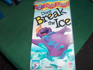 """Vintage Don't Break The Ice - """"Cootie Games""""   - Classic game!"""