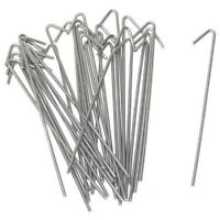 Chain Link Fence Wire Ties For Fence Pipe Post & Rail (aluminum Hook Ties)