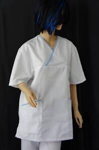 Kasack-Unisex-Schlupfkasack-Gesundheitswesen-Pflege-Art-Angelika