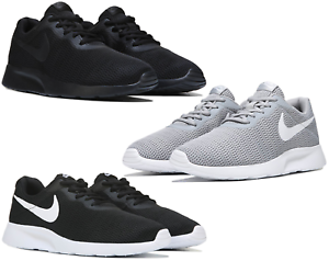 Nike Tanjun Sneakers Men's Running Lifestyle shoes Extra Wide 4E