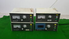 Set Of 4 Buchi Gkr 5051 Glass Tube Oven Controllers For Spare Parts Only