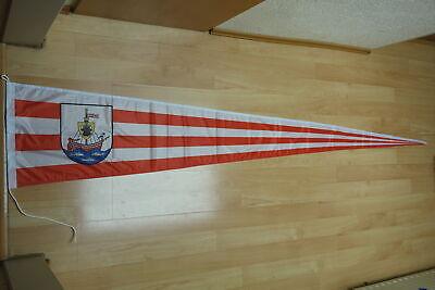 Langwimpel Norwegen Wimpel Fahne Flagge 30x150 cm mit 2 Ösen