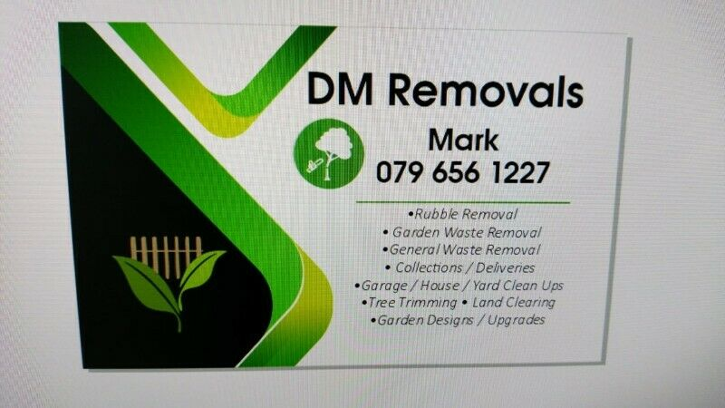 Rubble and Garden Waste removal