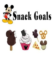 7dc94b5a7 Image is loading Disney-Snack-Goals-Fabric-transfer-Custom-iron-on-