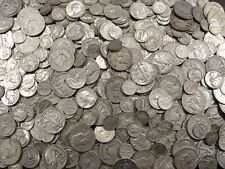 Better Quality Half Pound (8 Ounces) U.S.A. 90% Silver Coin Lot Lowest Price!