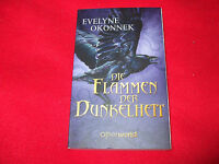 Evelyne Okonnek - Die Flammen der Dunkelheit - Otherworld