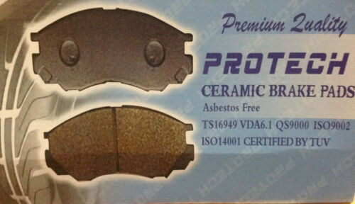 Protech Ceramic Front Brake Pads Fit CADILLAC CTS STS PONTIAC GRAND PRIX PCD921