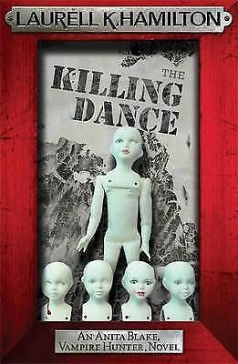The Killing Dance by Laurell K. Hamilton (Paperback, 2010)