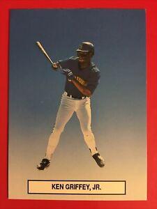 1989 Premier Player '89 Set #1 #1 Ken Griffey Jr RC Broder A031 Rookie Card Rare