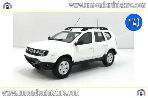Dacia Duster Crs Secours En Montagne Gendarmerie Cynophile ALARME 0011-1//43
