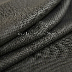10-Metres-Of-Soft-Cosy-Chenille-Texture-Velvet-Interior-Upholstery-Fabric-Grey