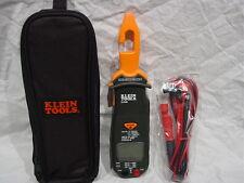 Klein Electrical Tool Cl3100 Ac Dc Hook Clamp Volt Meter 200 Amp Current Voltage