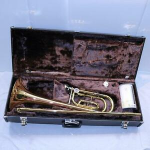 Yamaha-Model-YBL-421G-Intermediate-Bass-Trombone-MINT-CONDITION