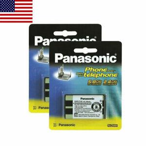 2-Panasonic-HHR-P104-3-6V-Cordless-Phone-Replacement-NIMH-Rechargeable-Batteries