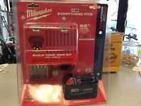Milwaukee M18 Red Lithium XC5.0 Charger BRAND NEW! Mississauga / Peel Region Toronto (GTA) Preview
