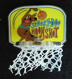 Scooby Doo Hook Shot 3 D Universal Studios Pin Trading With