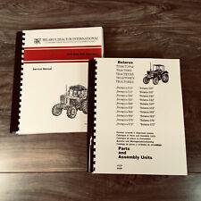 Belarus 500 Series 562 570 572 Tractor Service Parts Manual Repair Workshop Shop
