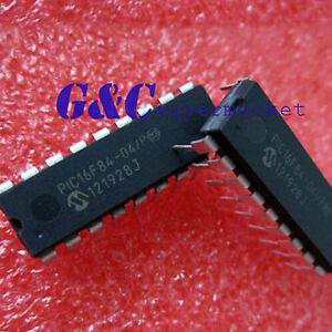 PIC16F84-04-P-PIC16F84-MICROCHIP-DIP-18-EEPROM-8-Bit-Microcontroller-NEW